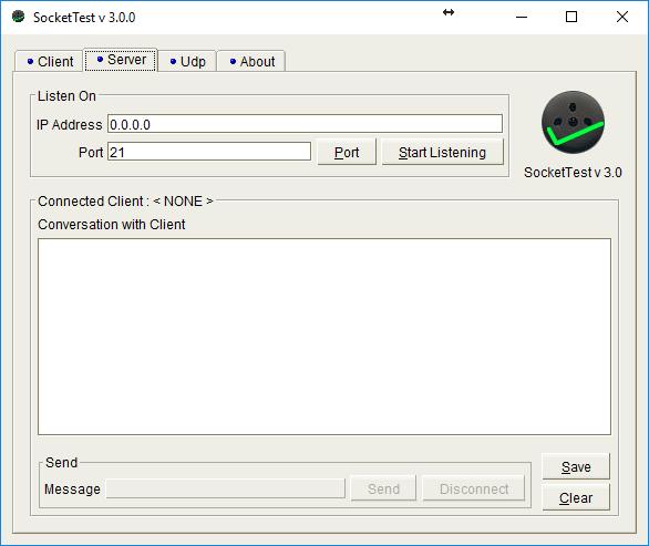 tester des connexions tcp ou udp avec socket test 3