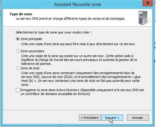 Assistant Nouvelle zone33