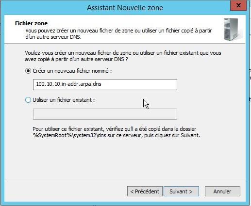 Assistant Nouvelle zone66
