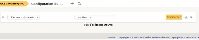 GLPI - OCS Inventory NG - Mozilla Firefox
