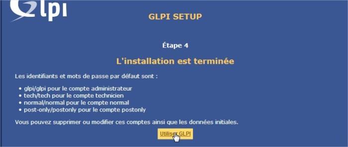 Setup GLPI8 - Mozilla Firefox